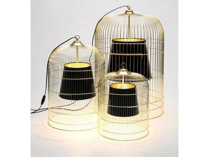 l objet d co de l 39 t la cage oiseaux elle d coration. Black Bedroom Furniture Sets. Home Design Ideas