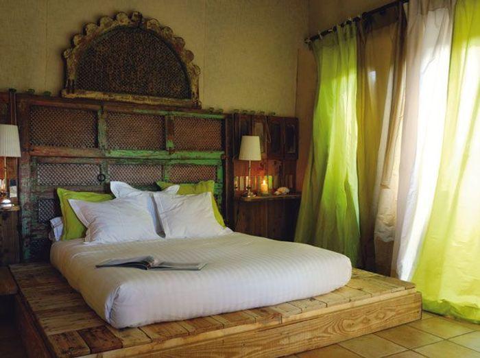 Les chambres à l\'heure de la sieste - Elle Décoration