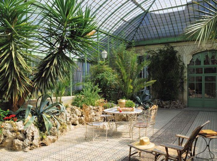 Un jardin au c ur de l hiver elle d coration for Couverture plante hiver