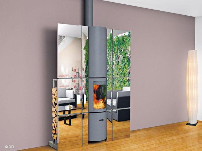 un po le design dans le salon elle d coration. Black Bedroom Furniture Sets. Home Design Ideas