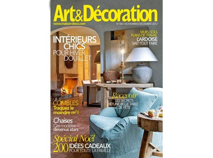 COUVERTURE Art et decoration 483