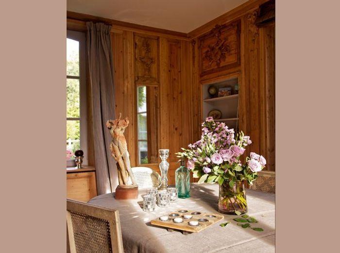 Un relais de chasse moderne elle d coration for Decoration maison chasse