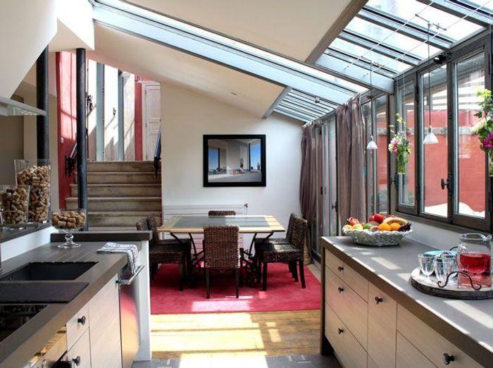les plus belles cuisines du monde. Black Bedroom Furniture Sets. Home Design Ideas