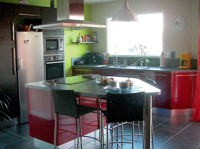 Belles cuisines modernes dcouvrez 18 des plus belles for Les plus belles cuisines design