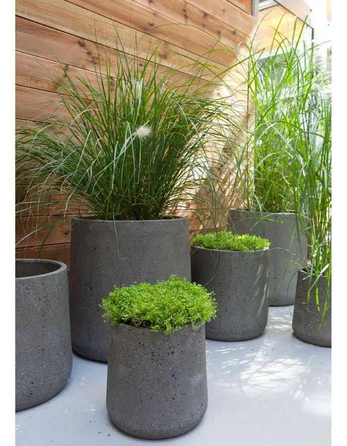 Decoration jardin pot for Deco jardin fleur