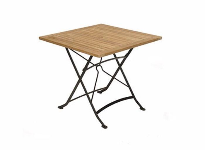 10 tables de jardin moins de 100 elle d coration - Deco table exterieur ...
