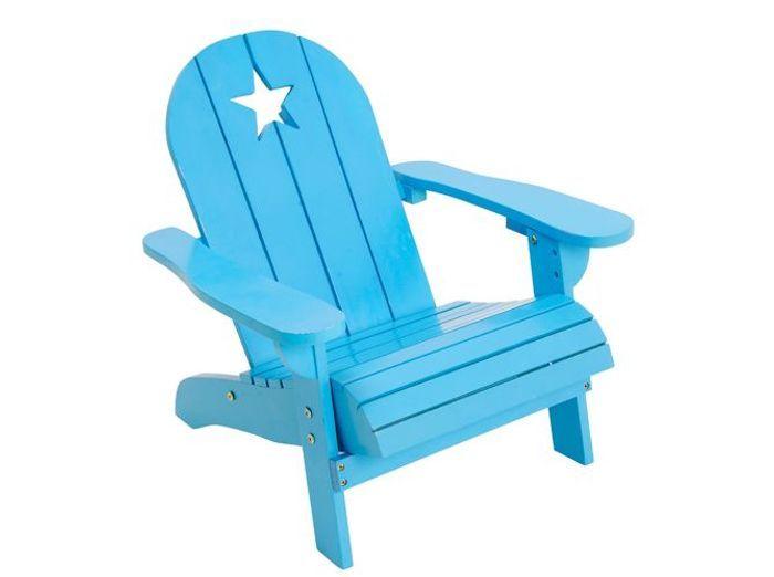20 meubles de jardin pour vos enfants elle d coration - Fauteuil jardin enfant ...