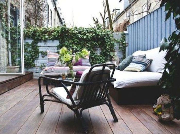 Design vintage pop trouvez la terrasse qu 39 il vous faut for Recouvrir une terrasse carrelee
