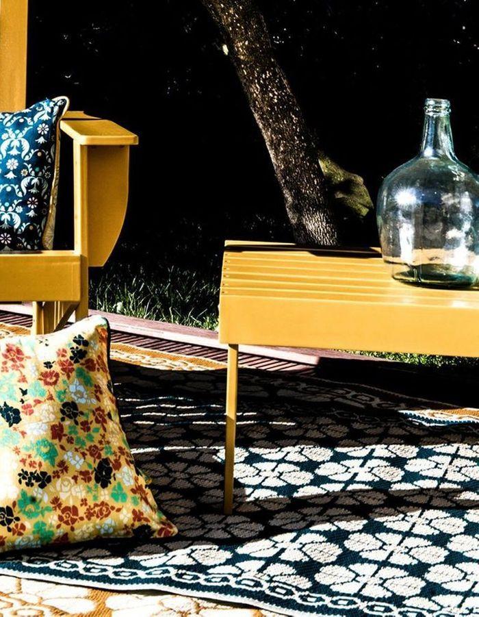 Salon de jardin pas cher notre s lection de meubles for Table basse scandinave la redoute