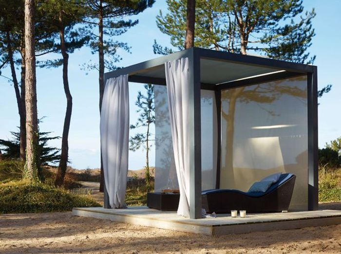 20 pergolas pour se prot ger du soleil elle d coration. Black Bedroom Furniture Sets. Home Design Ideas