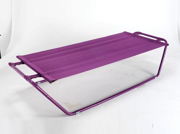 Hamac violet la foir fouille