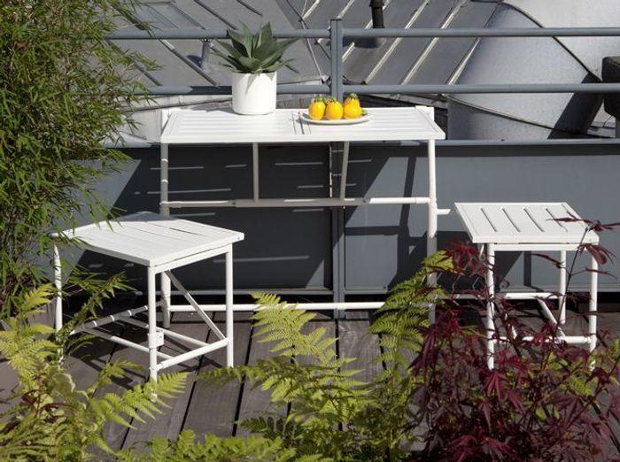 Truffaut la collection jardin 2016 elle d coration for Mobilier jardin truffaut