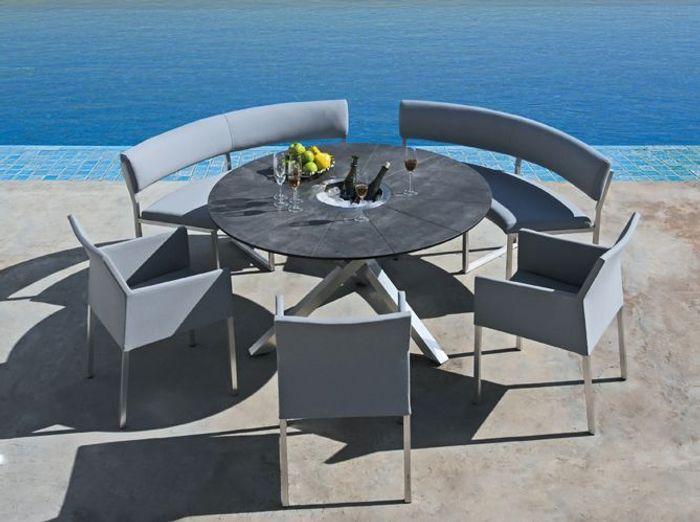 Superb table de jardin truffaut 9 table ronde et fauteuil printemps 2016 tr - Truffaut cabane de jardin ...