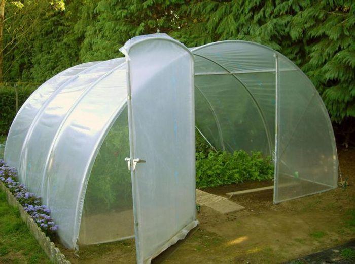 Serre de jardin, serre tunnel ou mini serre : quelle serre choisir ...