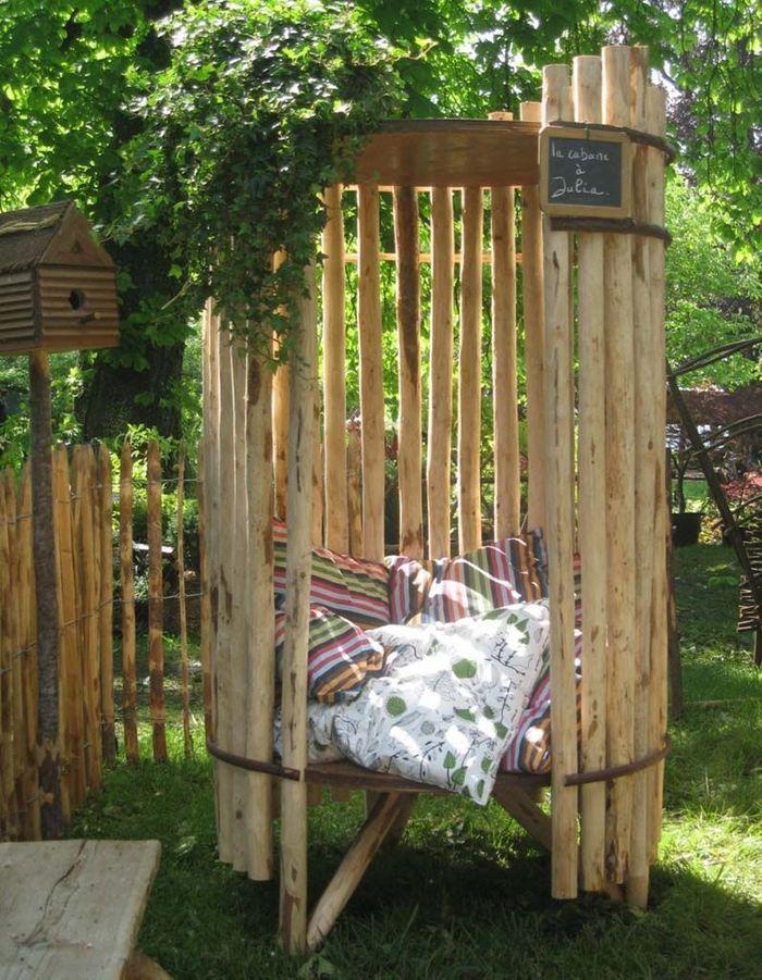 sieste au jardin 20 inspirations pour une pause 100 zen elle d coration. Black Bedroom Furniture Sets. Home Design Ideas