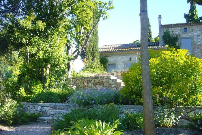 Jardin privé St Victor des Oules