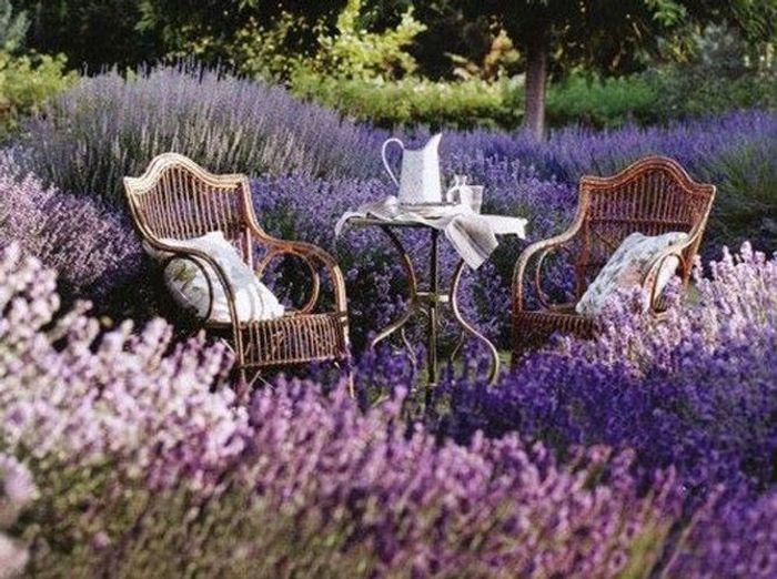 On s inspire des jardins anglais elle d coration for Exterieur anglais