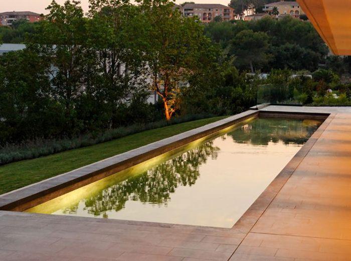 Une piscine pour tous les styles elle d coration for Couloir de nage