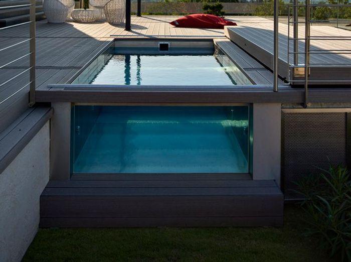 Une piscine pour tous les styles elle d coration for Piscine encastree