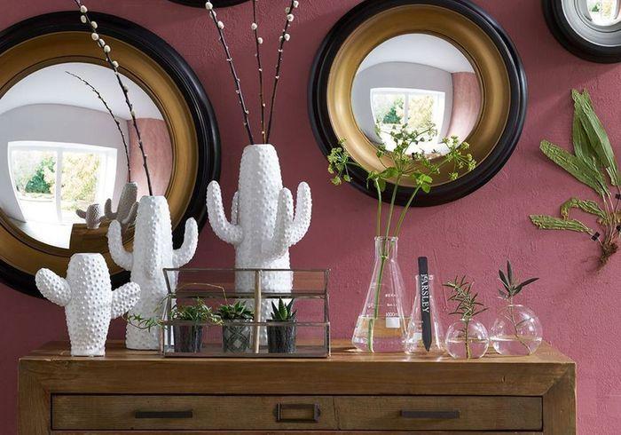 Vase en forme de cactus AM.PM
