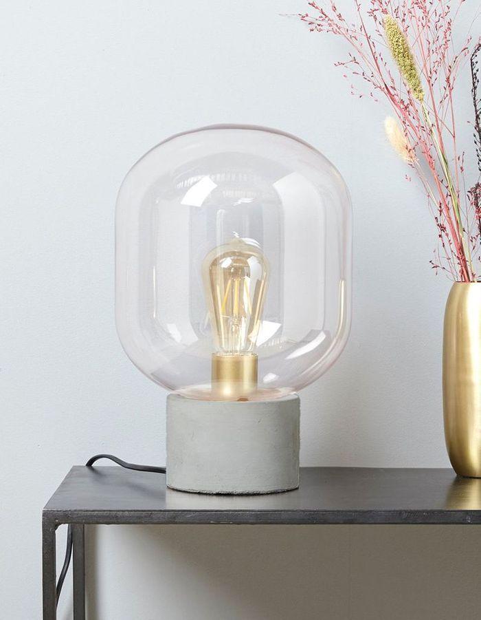 Une lampe au look urbain pour la Fête des Mères