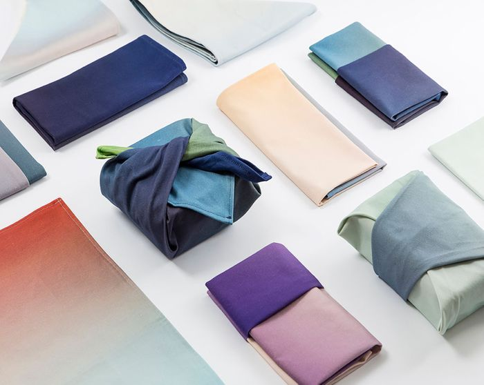 Set de Textiles Hues Kitchen par Rive Roshan