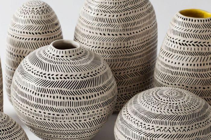Skep Vases par Atelier KAS