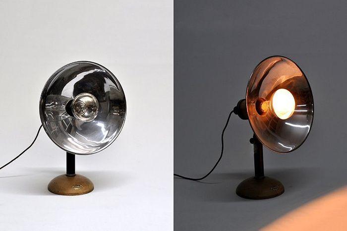 Lampe de Bureau Industrielle d'Osram Licht AG (1950s)