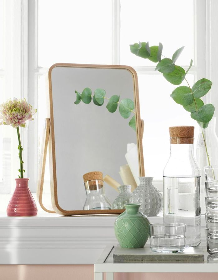 Miroir de table Ikea
