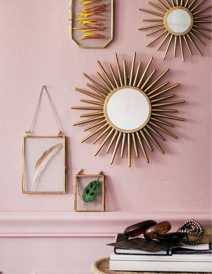 Miroirs soleil et cadres H&M Home