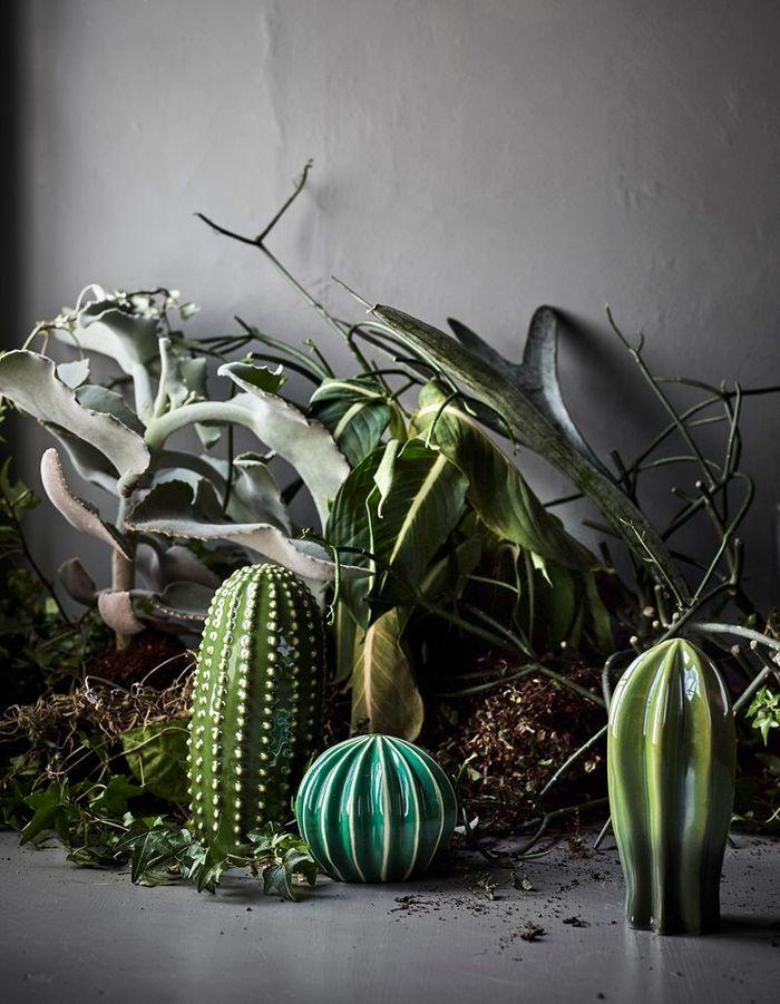 La déco cactus pique notre intérêt