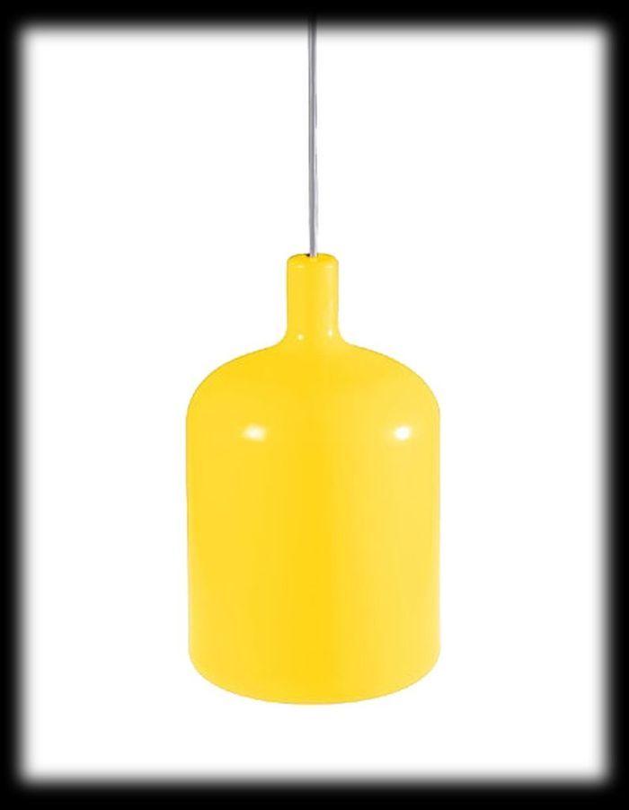 Suspension Bulb Bob design
