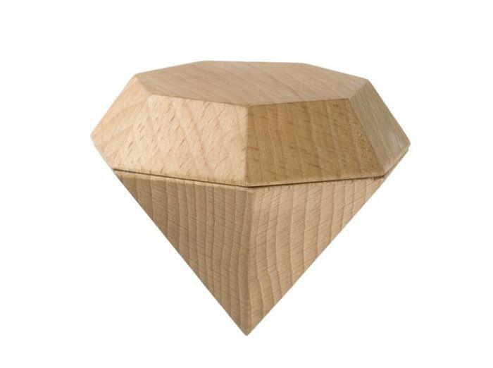 Petite boite diamant bois design collection