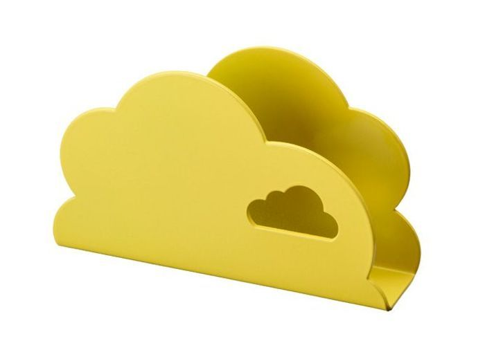Deco jaune nuage