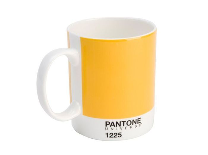 Deco jaune mug