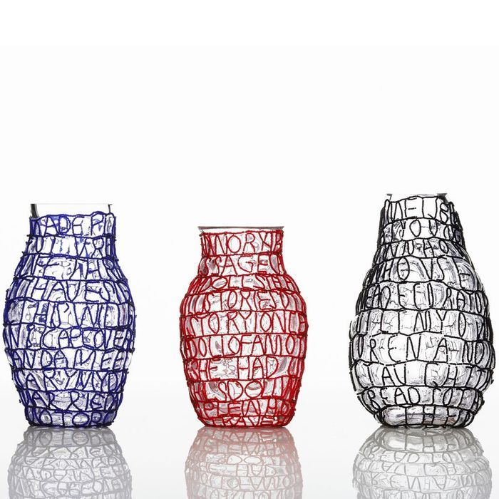 Story Vases Front pour Editions in Craft