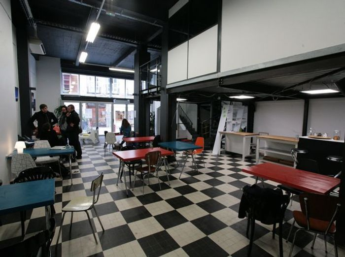 """Epicentre Factory""/ Clermont-Ferrand : le coworking associatif"
