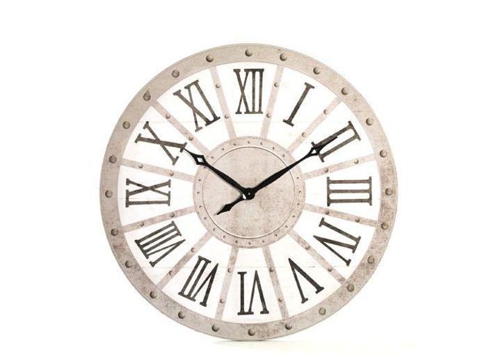 horloge à la bonne heure elle décoration