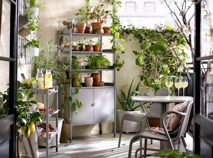 deco balcon ikea. Black Bedroom Furniture Sets. Home Design Ideas