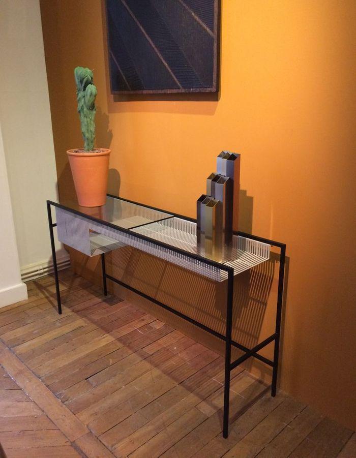 La console de Cristian Mohaded chez Roche Bobois