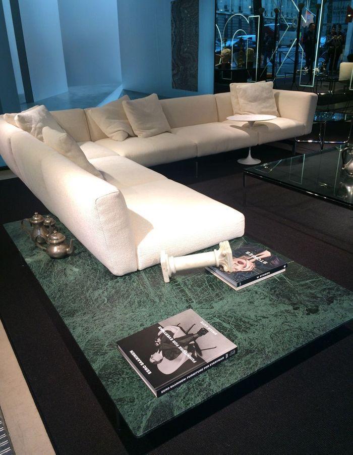 Le canapé de Piero Lissoni chez Knoll