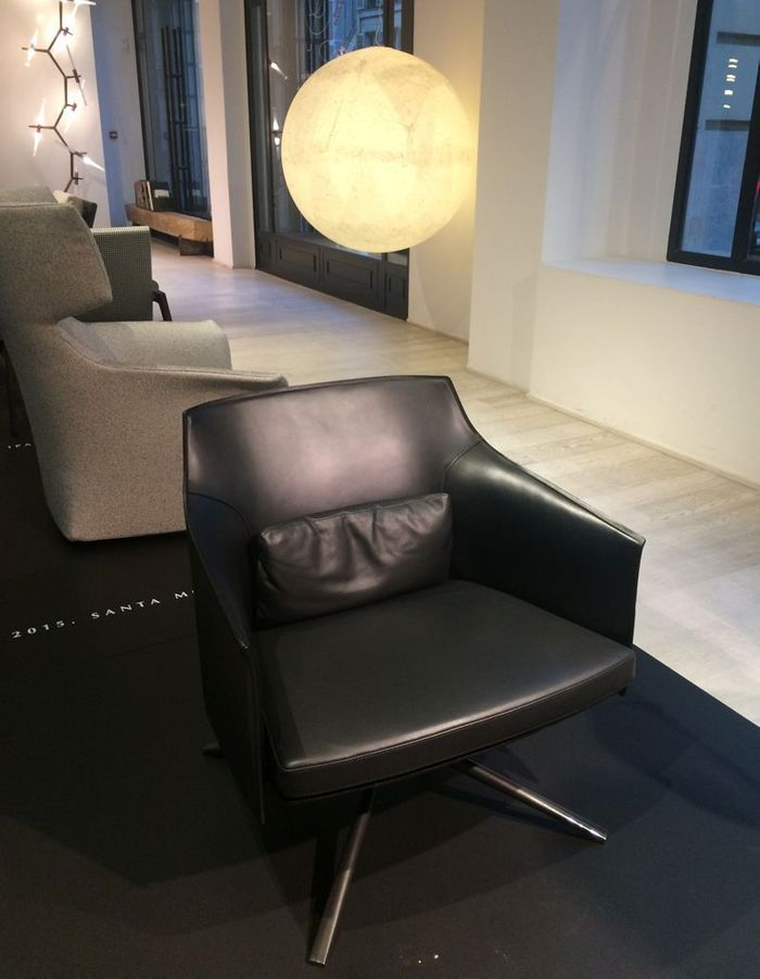 Le fauteuil de Jean-Marie Massaud chez Silvera