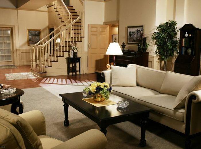 ces maisons de films ou s ries qui nous ont tant marqu s. Black Bedroom Furniture Sets. Home Design Ideas
