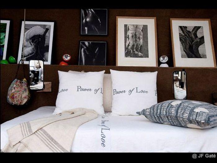 Mode et d co en coloc elle d coration for Deco chambre mode