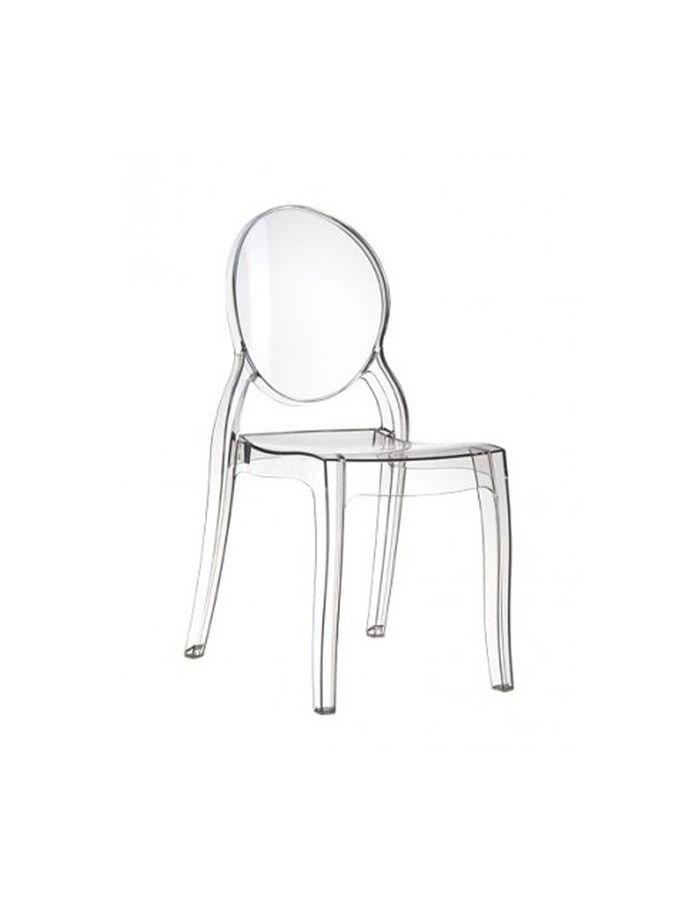 Pi ce de designer l 39 alternative en moins cher elle - Chaise transparente elizabeth ...