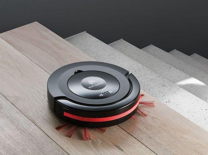 Robot aspirateur spider