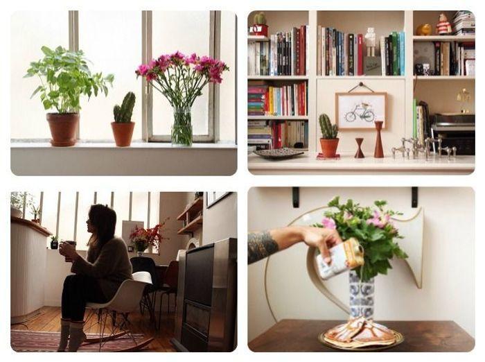 Nos 50 comptes instagram pr f r s elle d coration for Deco appartement instagram