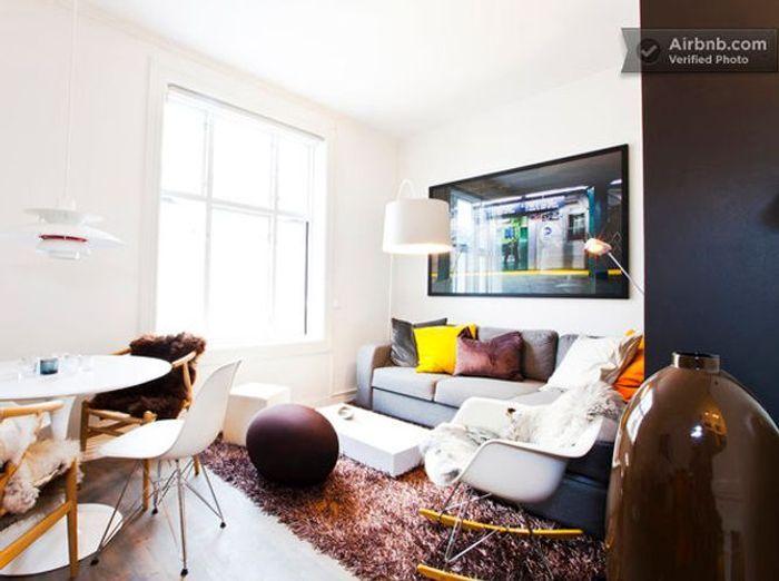 Appartementdesignairbnboslo