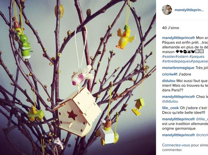 Decoration Branches Pour Paques