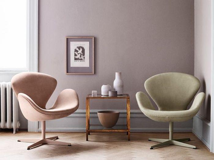 tendance dans toutes les pi ces le cuir m inspire. Black Bedroom Furniture Sets. Home Design Ideas